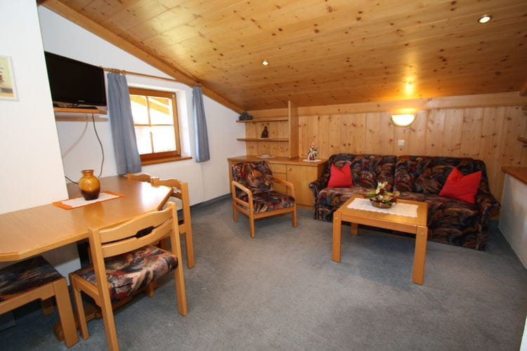 Vakantiehuizen Oostenrijk | Salzburg | Appartement te huur in Mittersill   met wifi 3 personen