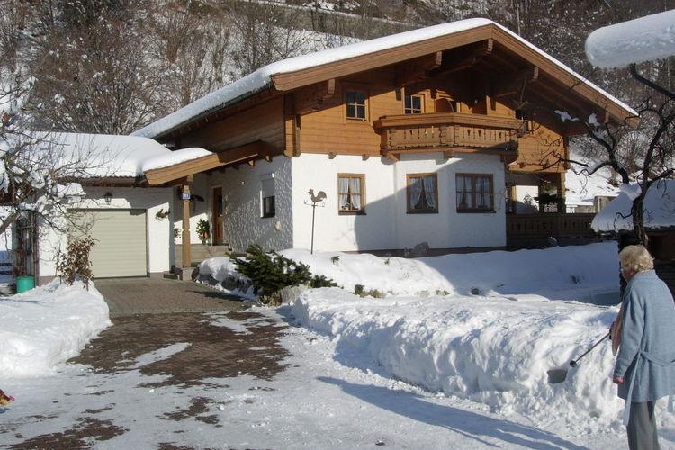 Vakantiehuizen Oostenrijk | Salzburg | Appartement te huur in Mittersill   met wifi 4 personen