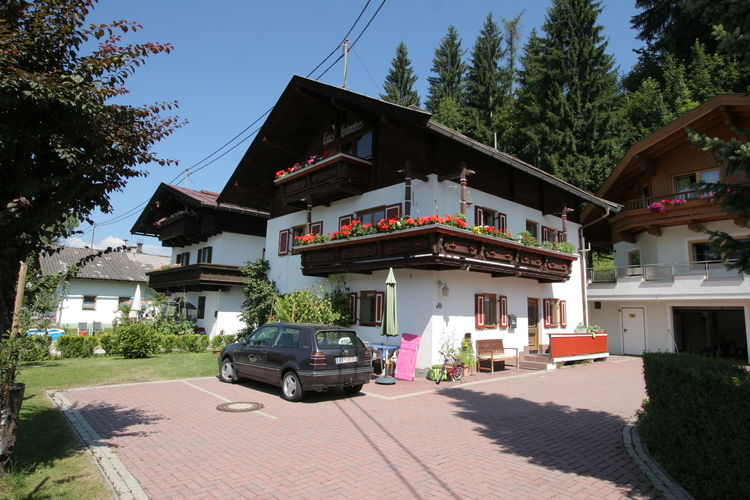 Rosenegg - Apartment - Fieberbrunn - PillerseeTal - Exterior - Summer