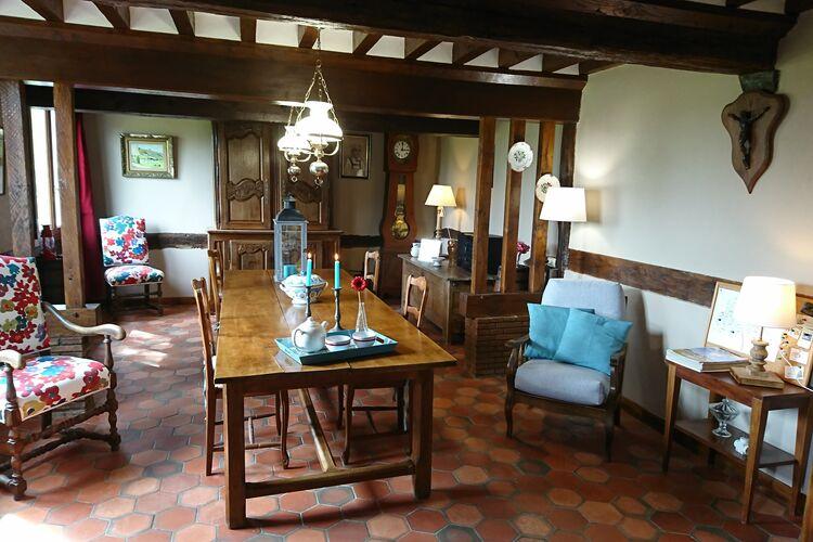 vakantiehuis Frankrijk, Normandie, St. Pierre an Auge vakantiehuis FR-14140-08
