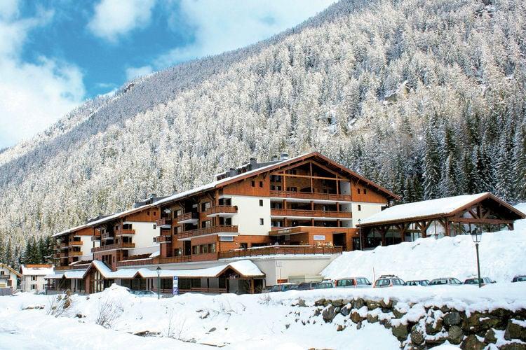 Resort les Portes du Mont Blanc 1 - Apartment - Vallorcine
