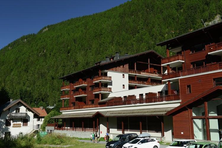 Appartement met zwembad met wifi  Vallorcine  Resort les Portes du Mont Blanc 2