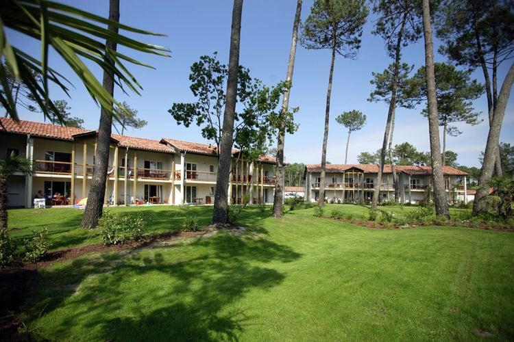 Vakantiehuizen Frankrijk | Cote-Atlantique | Appartement te huur in Ondres met zwembad  met wifi 6 personen