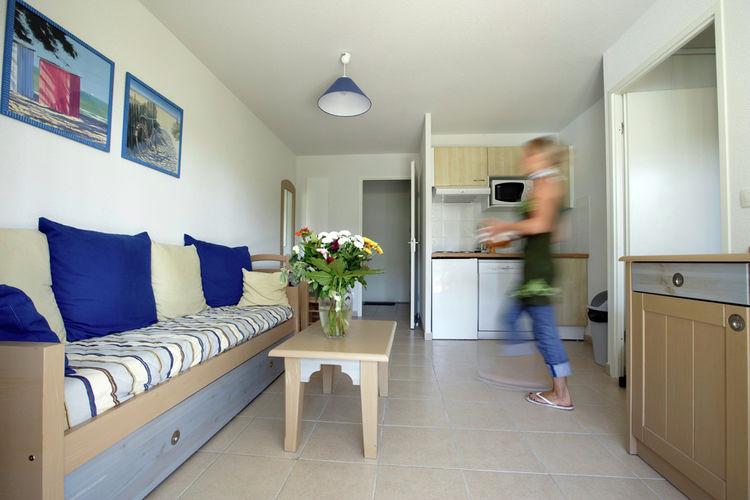 Appartement Frankrijk, Cote Atlantique, Ondres Appartement FR-40440-02