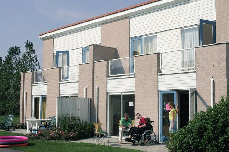 Bungalows Zeeland te huur Renesse- NL-4325-40  nabij Strand met wifi te huur