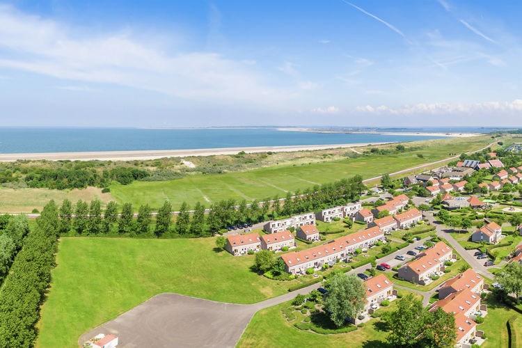 Zeeland Villas te huur Geschakelde bungalow gelegen op een park op slechts 500 m. van zee