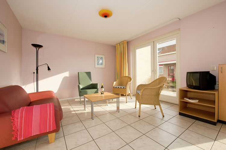 Bungalows Zeeland te huur Renesse- NL-4325-39  nabij Strand met wifi te huur