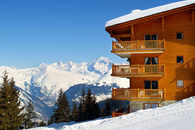 Les Alpages de Chantel 4 - Apartment - Arc 1800