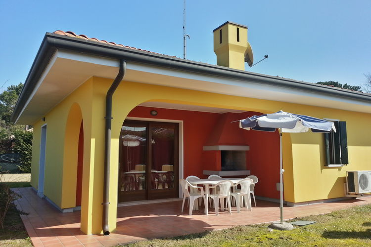 Villa Italië, Veneto, Albarella Villa IT-45010-16