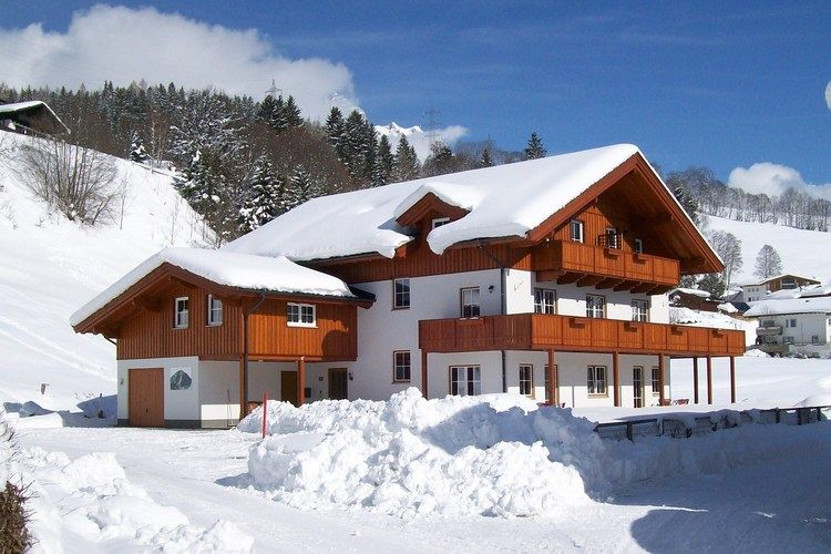 Almerau - Apartment - Maria Alm - Exterior - Winter