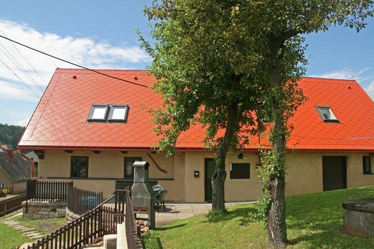 vakantiehuis Tsjechië, Reuzengebergte - Jzergebergte, Rtyne v. Podkrkonosi vakantiehuis CZ-54233-04