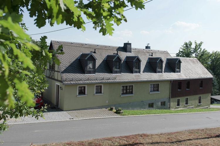 Duitsland | Saksen | Appartement te huur in Unterwurschnitz   met wifi 4 personen