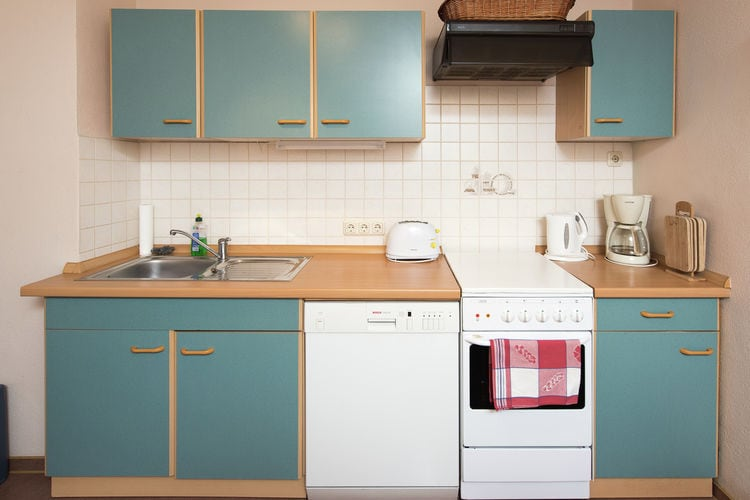 Appartement Duitsland, Saksen, Pockau Appartement DE-09509-01