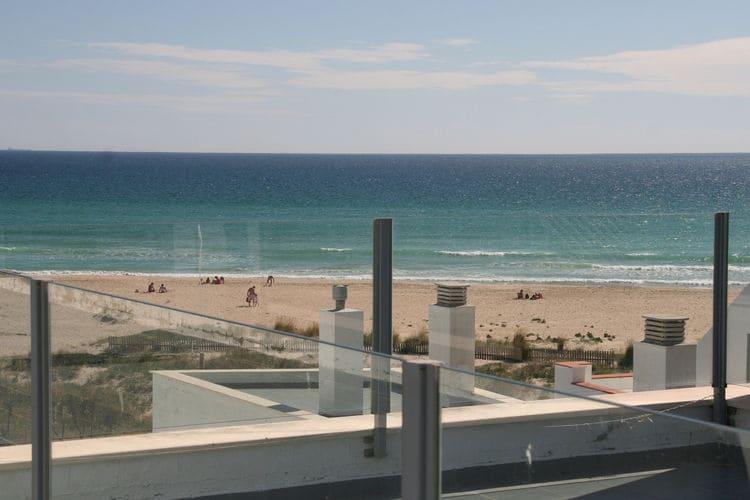 Appartement met zwembad met wifi  LuzZahara Playa