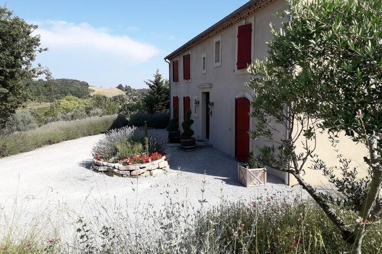 Villa Frankrijk, Languedoc-roussillon, Villarzel du Razes Villa FR-11300-05