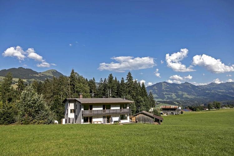 Oostenrijk | Tirol | Villa te huur in Hopfgarten-im-Brixental met zwembad  met wifi 12 personen
