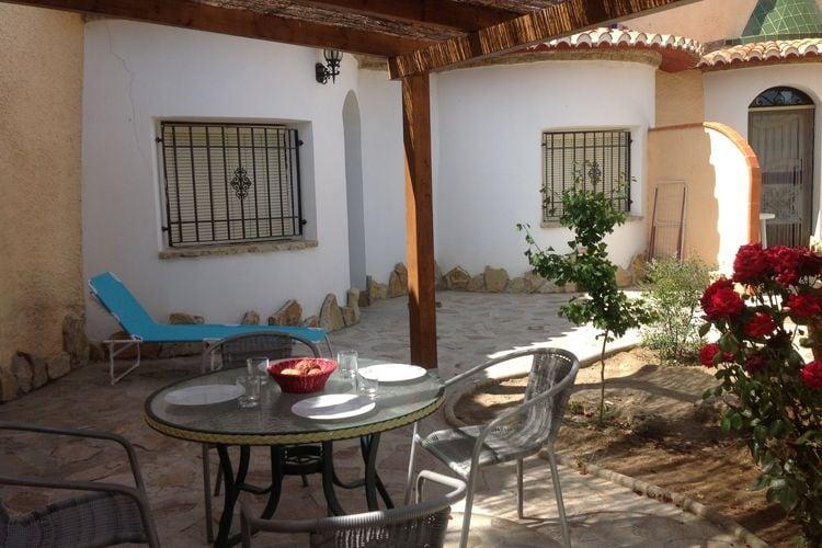 Vakantiehuizen Benalua te huur Benalúa- ES-18510-05 met zwembad  met wifi te huur