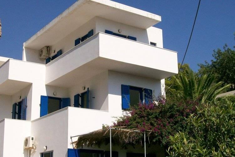 Griekenland | Kreta | Villa te huur in Agia-Fotia   met wifi 4 personen