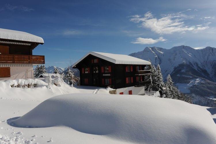 Vakantiehuizen Zwitserland | Jura | Appartement te huur in Riederalp    4 personen