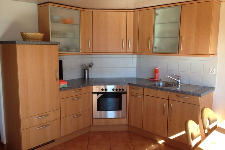 Appartement Zwitserland, Jura, Riederalp Appartement CH-3983-07