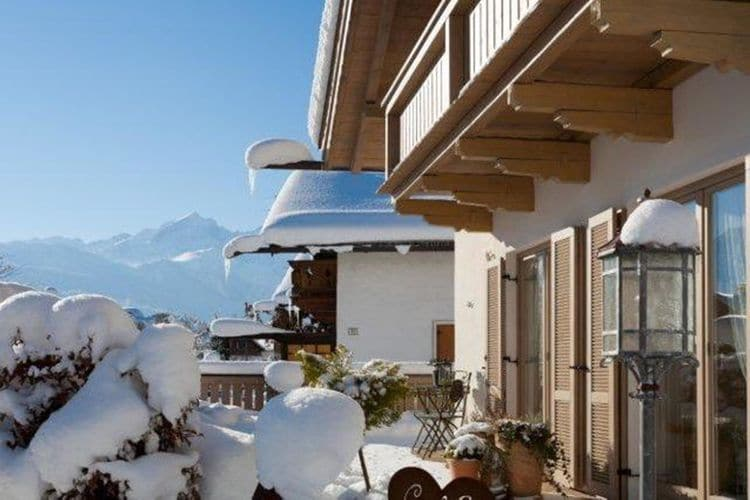 Bergpanorama - Apartment - Garmisch-Partenkirchen