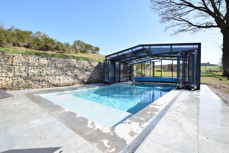 Villa met zwembad met wifi  NadrinLe Lodge à 8 Brins