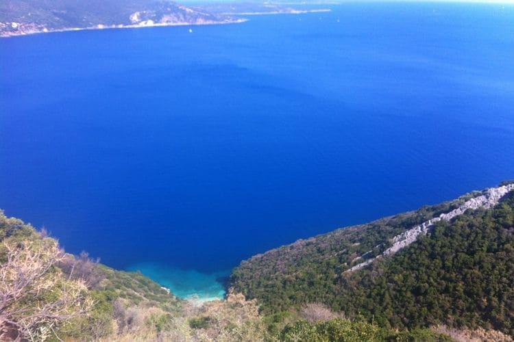 Griekenland Villas te huur Schitterende villa met zwembad en geweldig uitzicht over de Ionische Zee
