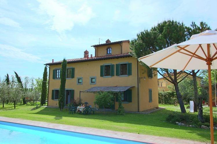 Boerderij Italië, Toscana, Cortona Boerderij IT-52042-11