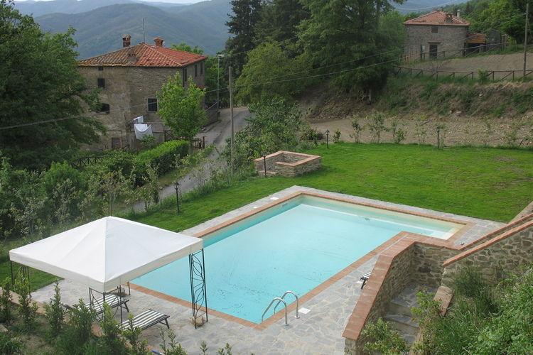 Ferienhaus Villa Ciliegina (404942), Cortona, Arezzo, Toskana, Italien, Bild 9