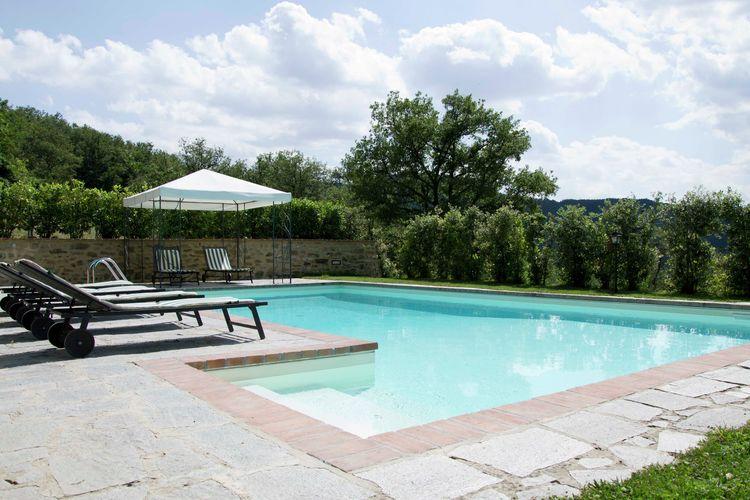 Ferienhaus Villa Ciliegina (404942), Cortona, Arezzo, Toskana, Italien, Bild 10