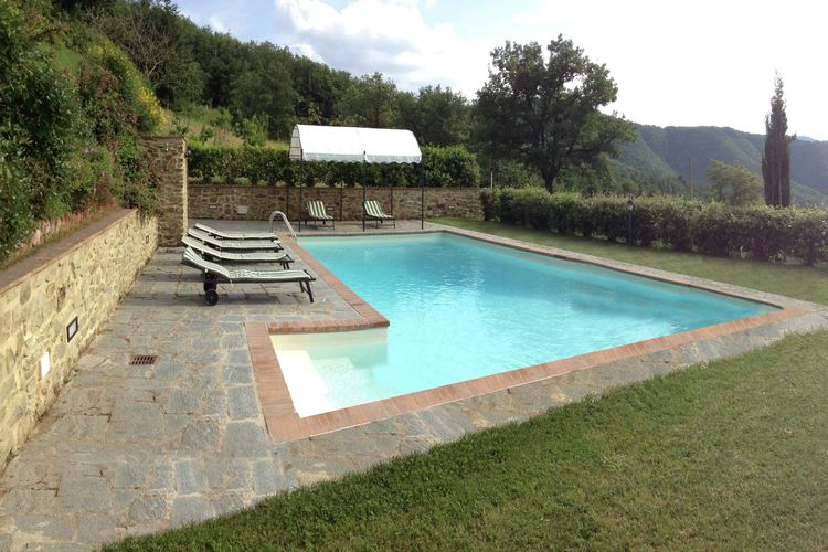 Ferienhaus Villa Ciliegina (404942), Cortona, Arezzo, Toskana, Italien, Bild 6