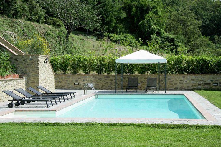 Ferienhaus Villa Ciliegina (404942), Cortona, Arezzo, Toskana, Italien, Bild 5