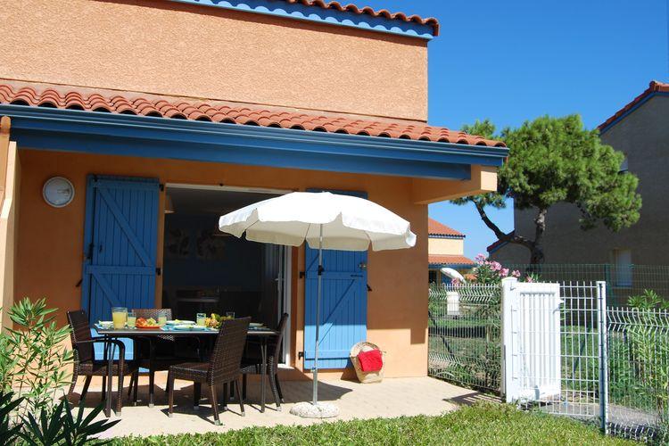 vakantiehuis Frankrijk, Languedoc-roussillon, Torreilles Plage vakantiehuis FR-66440-05