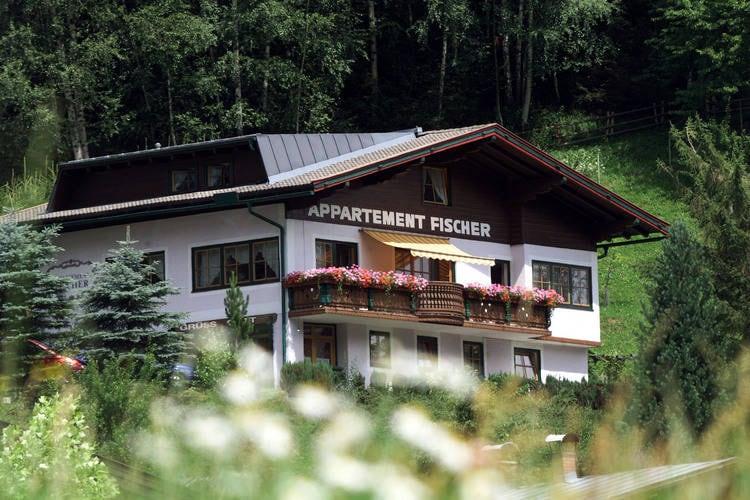 Landhaus Fischer Kaprun Salzburg Austria