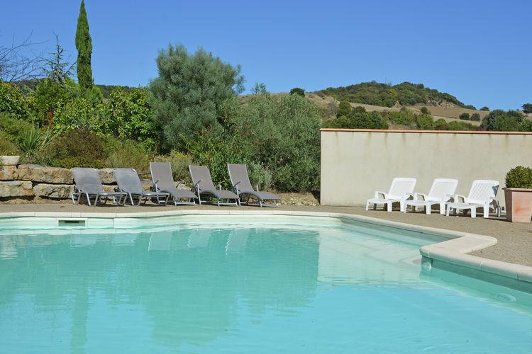 Ferienhaus La Petite Bastide (404045), Villelongue d'Aude, Aude Binnenland, Languedoc-Roussillon, Frankreich, Bild 4