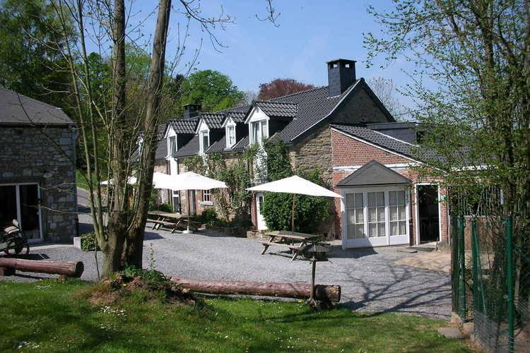 vakantiehuis België, Luik, Ferrières vakantiehuis BE-4190-44