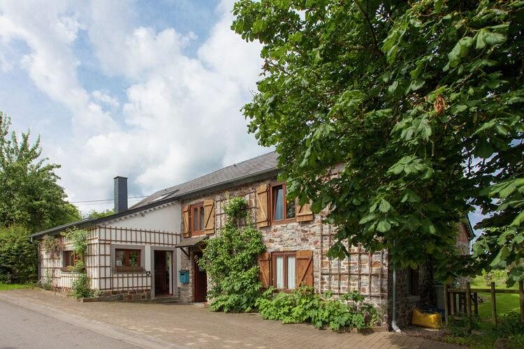 vakantiehuis België, Luxemburg, Roumont (bertogne) vakantiehuis BE-6680-27