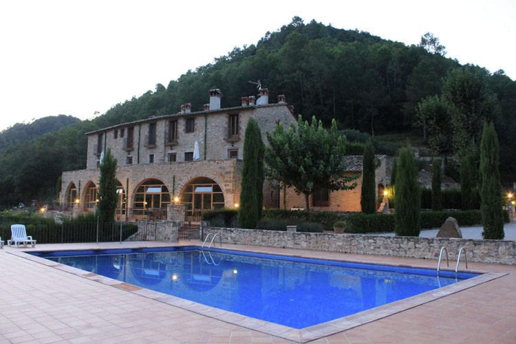 Mansion Costa Brava
