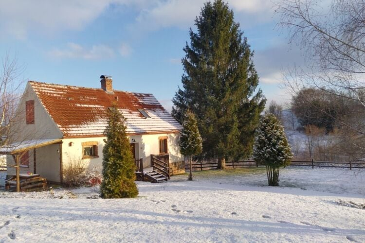 vakantiehuis Tsjechië, Reuzengebergte - Jzergebergte, Bozanov vakantiehuis CZ-54974-12
