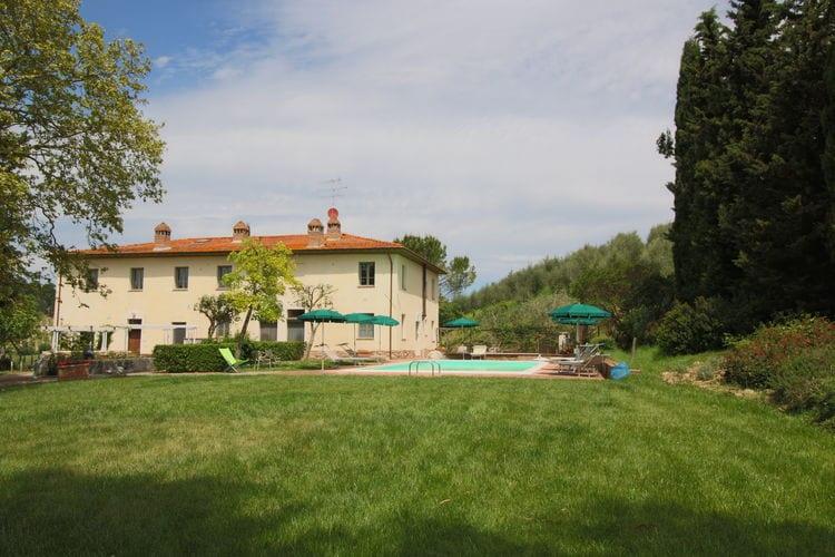 Boerderijen Italie | Toscana | Boerderij te huur in San-Gimignano met zwembad  met wifi 4 personen
