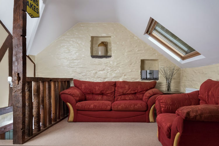 Holiday house Winnies Hayloft (404201), Bwlch, Mid Wales, Wales, United Kingdom, picture 2