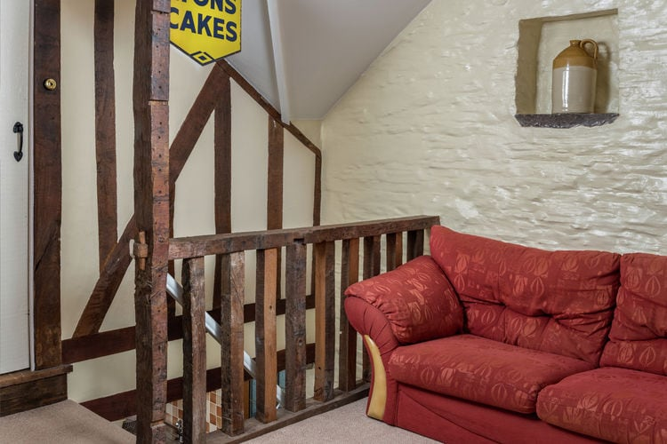 Holiday house Winnies Hayloft (404201), Bwlch, Mid Wales, Wales, United Kingdom, picture 6