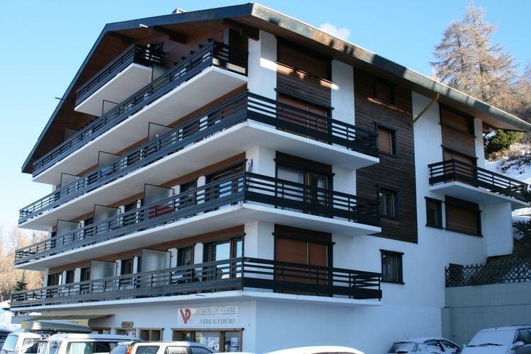 Alpvision Résidences Veysonnaz A4 - Apartment - Veysonnaz