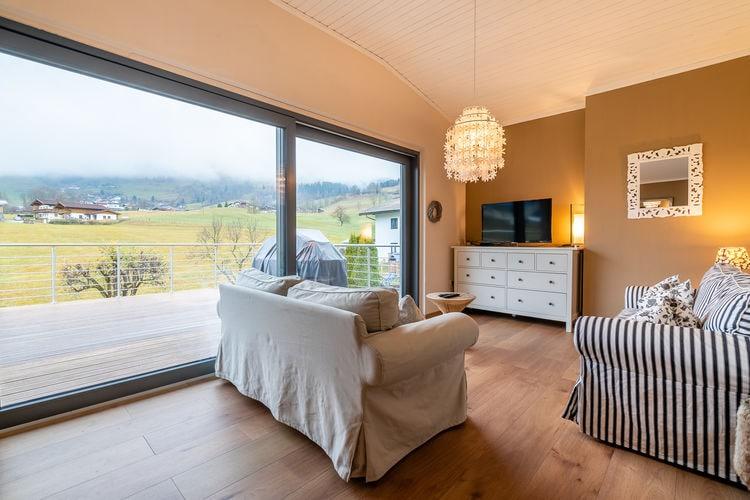 Vakantiehuizen Oostenrijk | Salzburg | Appartement te huur in Piesendorf-Walchen   met wifi 8 personen