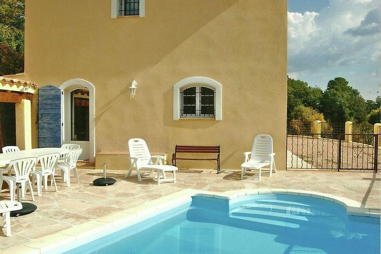 Vakantiewoning Frankrijk, Provence-alpes cote d azur, Cotignac Villa FR-83570-45