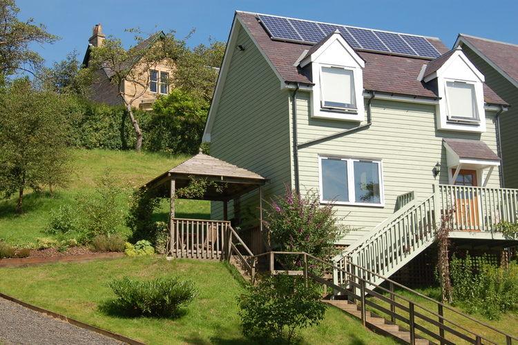 Vakantiehuizen Grootbrittannie | Zuid-Schotland | Vakantiehuis te huur in Jedburgh   met wifi 6 personen