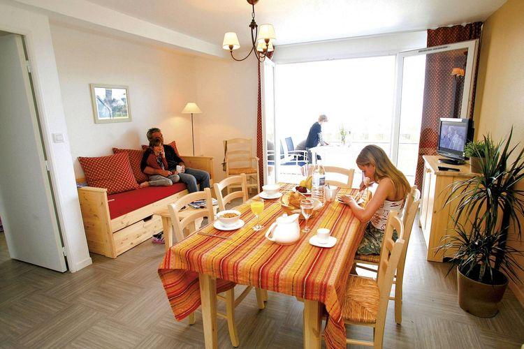 Appartement Frankrijk, Bretagne, Plougasnou Appartement FR-29630-06