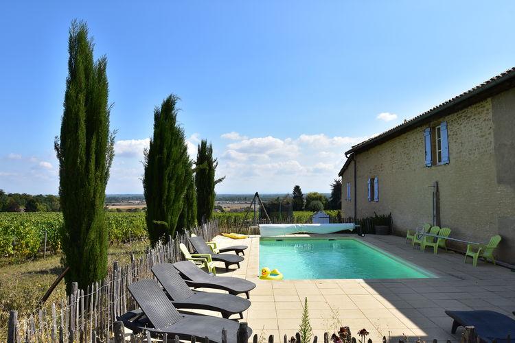 Vakantiehuis met zwembad met wifi  BourgogneLa Côte des Blancs 20 pers
