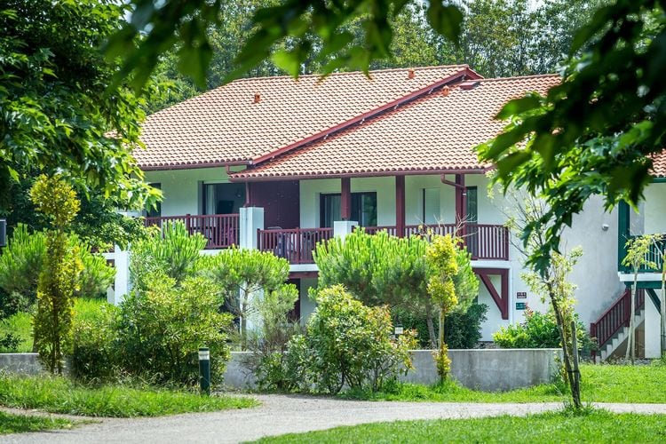 Appartement met zwembad met wifi  Saint-Jean-de-luzRésidence Domaine Iratzia 3