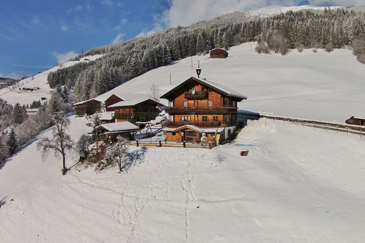 Chalet Oostenrijk, Tirol, Wald-Königsleiten Chalet AT-5742-18
